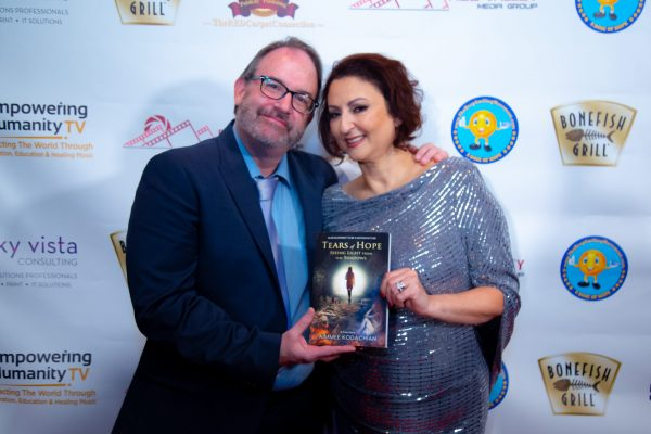 Aimmee Kodachian Tears of Hope Empowering Humanity Dr. Andrea Adams-Miller The RED Carpet Connection The Keep Smiling Movement-1618