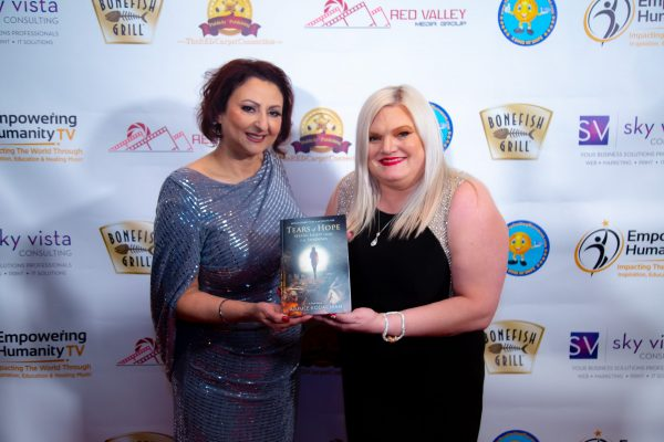 Aimmee Kodachian Tears of Hope Empowering Humanity Dr. Andrea Adams-Miller The RED Carpet Connection The Keep Smiling Movement-1632