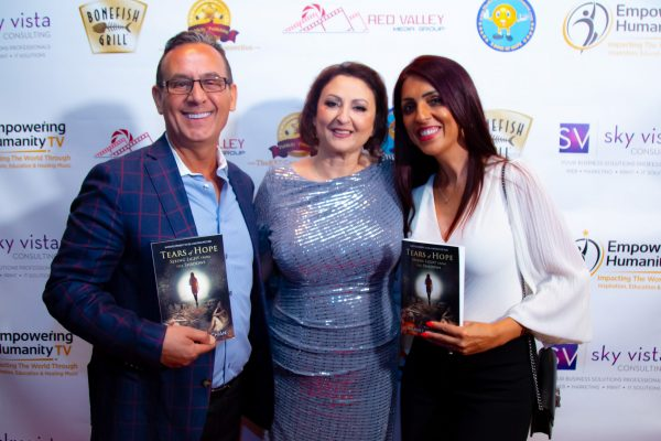 Aimmee Kodachian Tears of Hope Empowering Humanity Dr. Andrea Adams-Miller The RED Carpet Connection The Keep Smiling Movement-1744