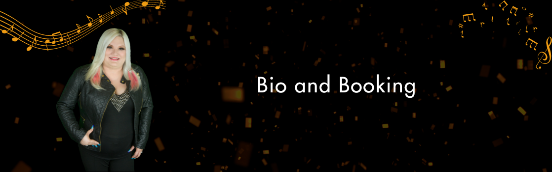 Bio and Booking